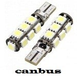 T10 W5W canbus