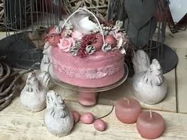 """Workshop """"Gezellig taartje"""" ( niet te bestellen in de webwinkel maar via de mail)"""