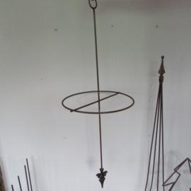 Frame kranshouder hangend 85 cm