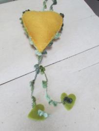 Hart Franchi geel