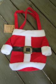 kerstman  cadeautas