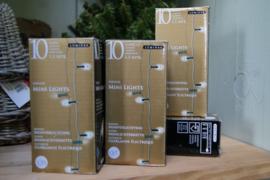 Kerstverlichting10 lamps mini
