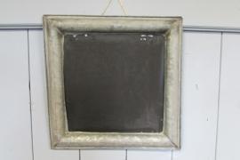 Zinken krijtbord 34,5 cm