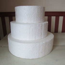 Styropor cake 20 cm