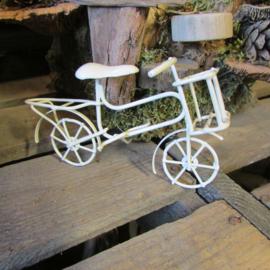 fietsje voor mini-garden