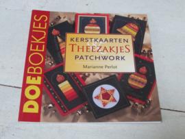 DOEboekje, Kerstkaarten met theezakjes Patchwork