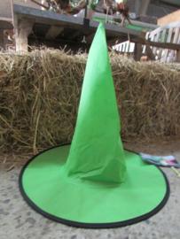 Heksenhoed groen