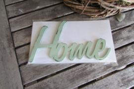 Home (alleen de tekst)