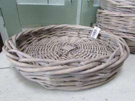 Dienblad/onderbordriet  32 cm hoge rand