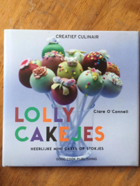 Bakboek lolly cakejes