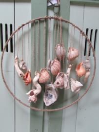 Schelpen decoratie 40 cm