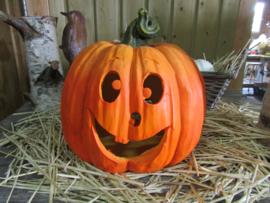 Halloween windlicht  30cm. (alleen af te halen)