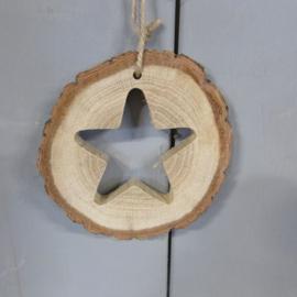 boomschijfje ster