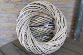 Krans 40 cm, grey look