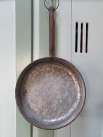 Zinken koekepan 24 cm