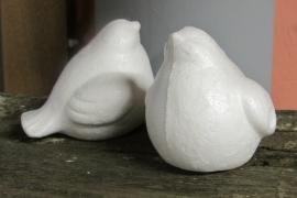 Musje 7,5 cm van piepschuim