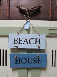 Beach House 25x29 cm