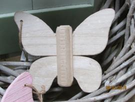 Vlinder 17 cm
