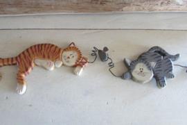 kat en muis  guirlande