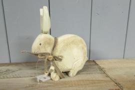 Haasje/konijntje 15 cm