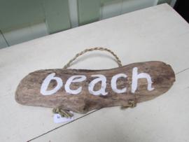 Beach (nr 1) 35 x 12 cm