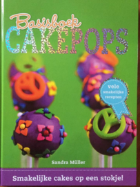Kookboek basisboek cakepops