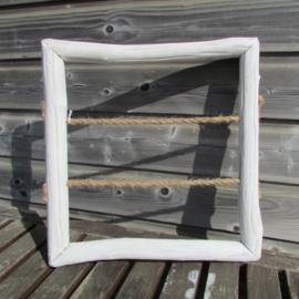 Frame met touw 42x42