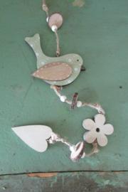 Vogeltje guirlande
