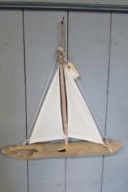 Boot van drijfhout 40 cm