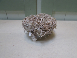 Nest  10 cm wit