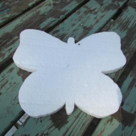 Styropor snijvorm vlinder 29cm