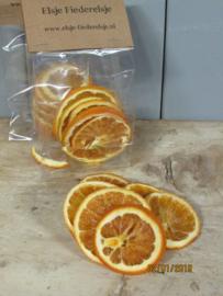 Sinaasappelschijfjes  30 gram