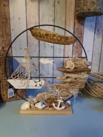 Thuisworkshop pakket, All From The Sea, wit