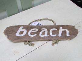 Beach (nr 3) 33 x 10 cm