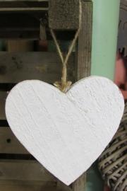 Hart krijtverf 15 cm