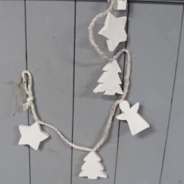 Guirlande kerstdecoratie