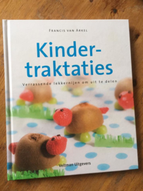Bakboek kindertractaties