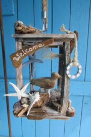 Sea House ( dit is een workshop en kan ook als thuisworkshop pakket)