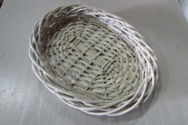 Dienblad riet 35x27 cm