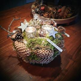 Cones bowl, thuisworkshop pakket
