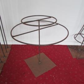 Frame hoed 37 cm doorsnee