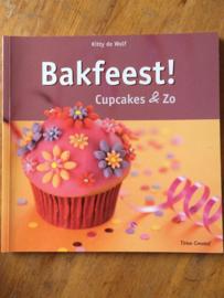 Bakboek bakfeest cupcakes enzo