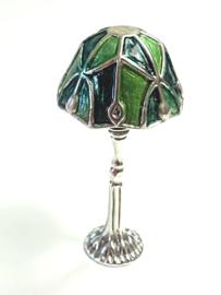 Miniatuur Jugendstil lamp