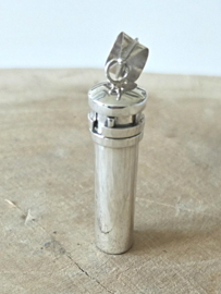 Ashanger glad zilver