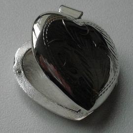 Gegraveerd hart
