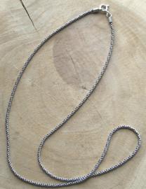 Ketting sterling zilver 925, zilveren ketting