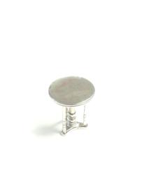 Miniatuur tafeltje gedraaide pootjes