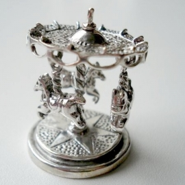 Draaimolen sterling zilver 925