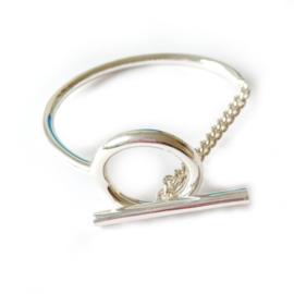 Armband zilver  design