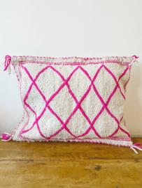 Beni Cushion Pink